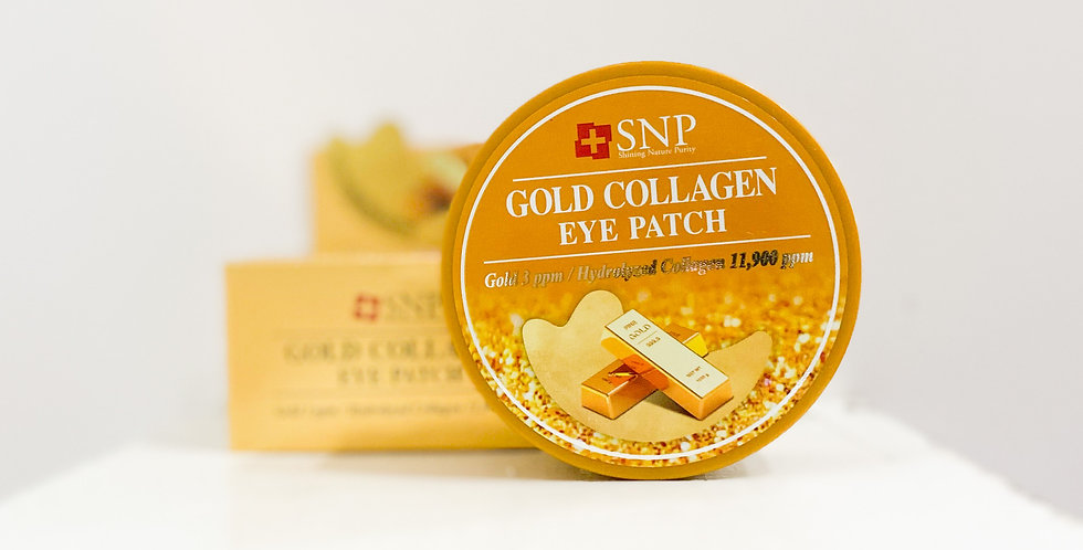 [SNP] Gold Collagen Eye Patch