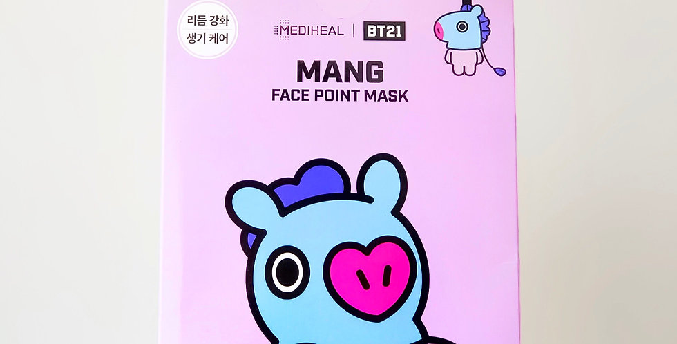 [MEDIHEAL] BT21 Point Mask - Mang
