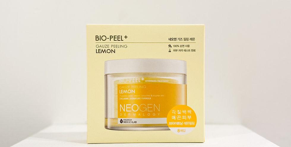[Neogen] Bio-Peel Gauze Peeling Lemon (8 PADS)