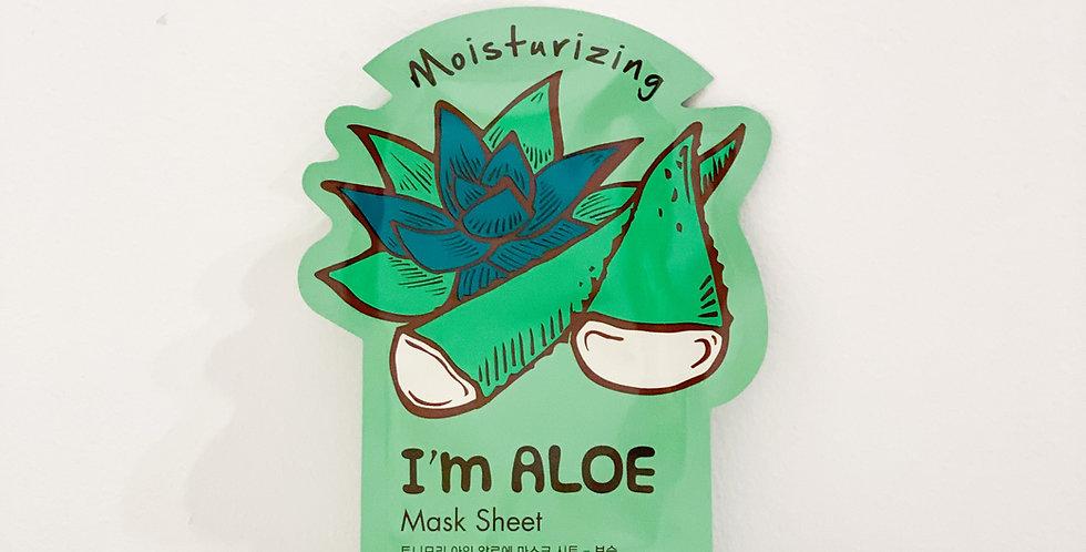 [Tonymoly] I'm real #Aloe_Moisturizing