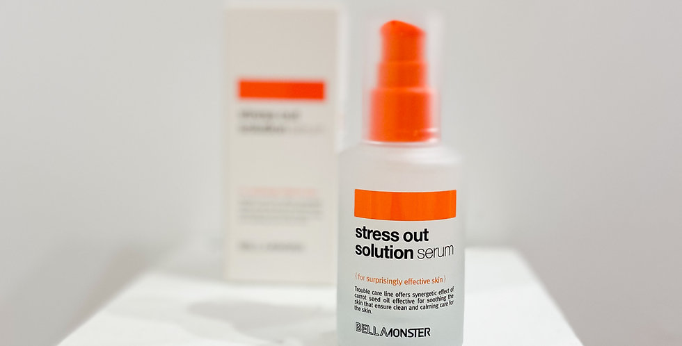 [Bella Monster] Stress Out Solution Serum