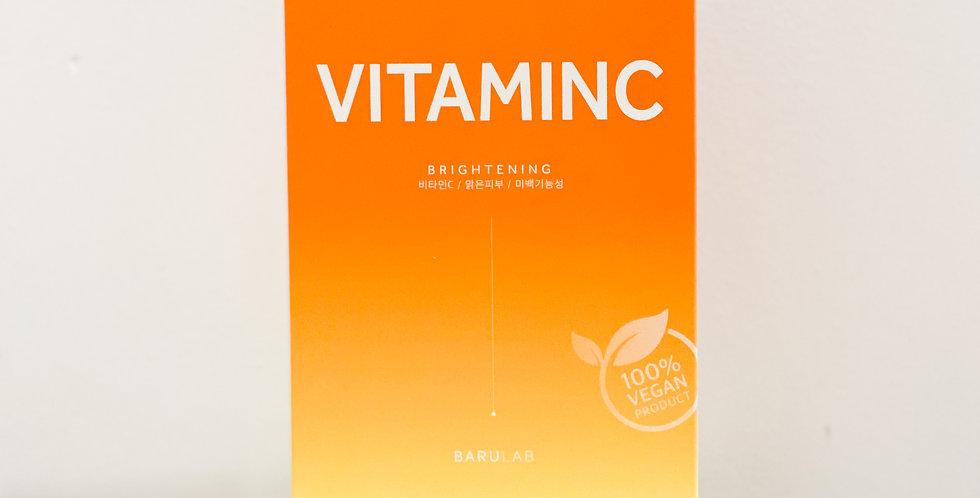 [Baru Lab] The Clean Vegan Vitamin C Mask
