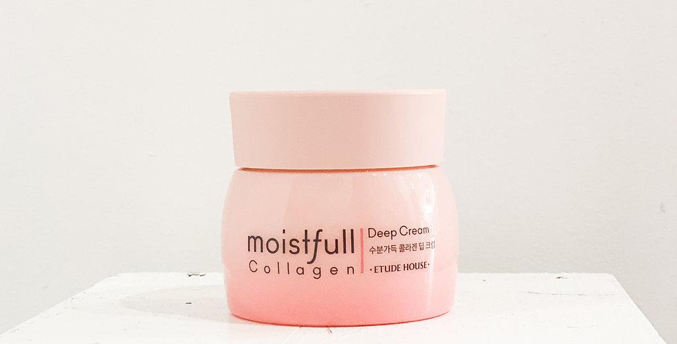 [Etude House] Moistfull Collagen Deep Cream