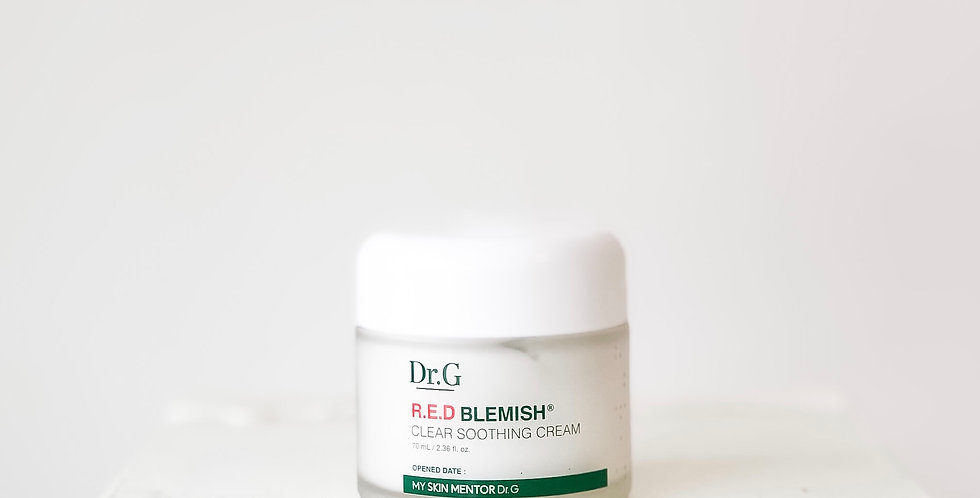 [Dr.G] R.E.D Blemish Clear Soothing Cream