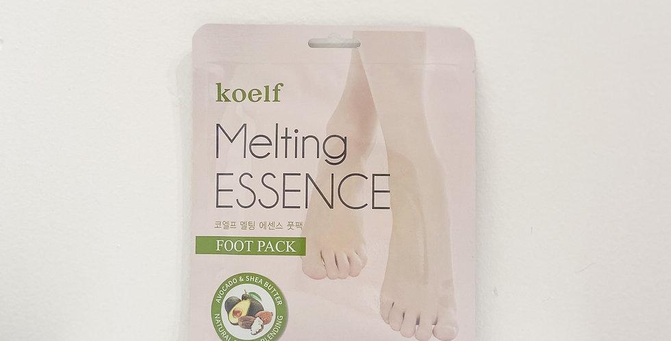 [Koelf] Melting Essence Foot Pack