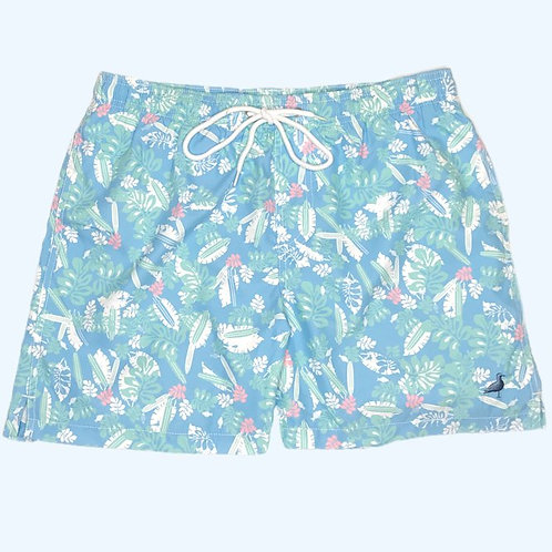 BLUUE ALOHA BOARD SHORTS