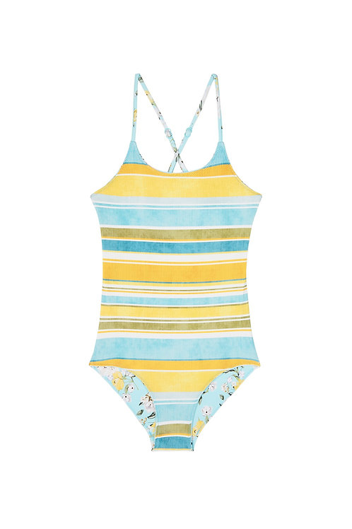 SEAFOLLY SPRING BLOSSOM REVERSIBLE TANK