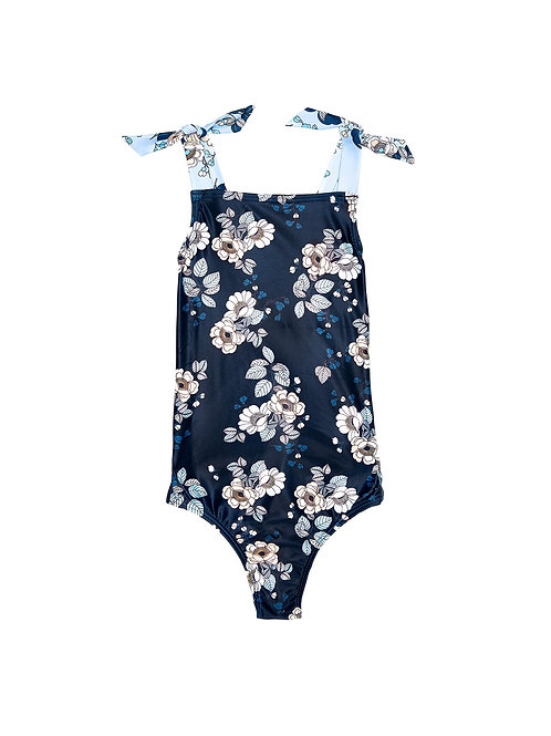 SEAFOLLY SPLENDOUR TODDLERS TANK ONE PIECE