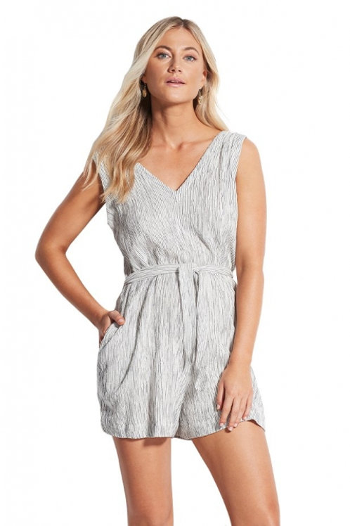 SEAFOLLY WAVES PLAYSUIT