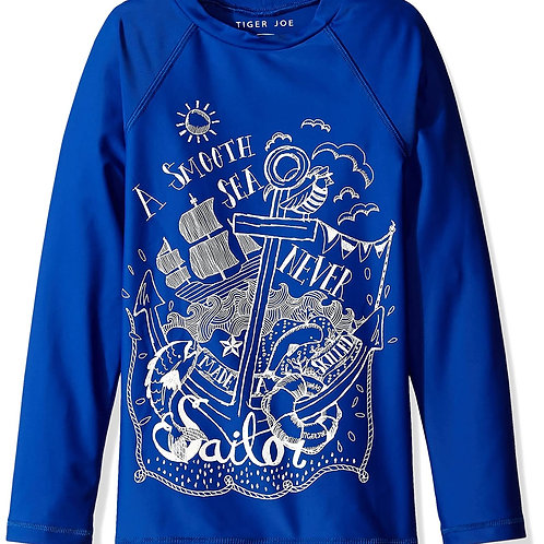 TIGERJOE ROGUE SAILOR L/S RASHIE