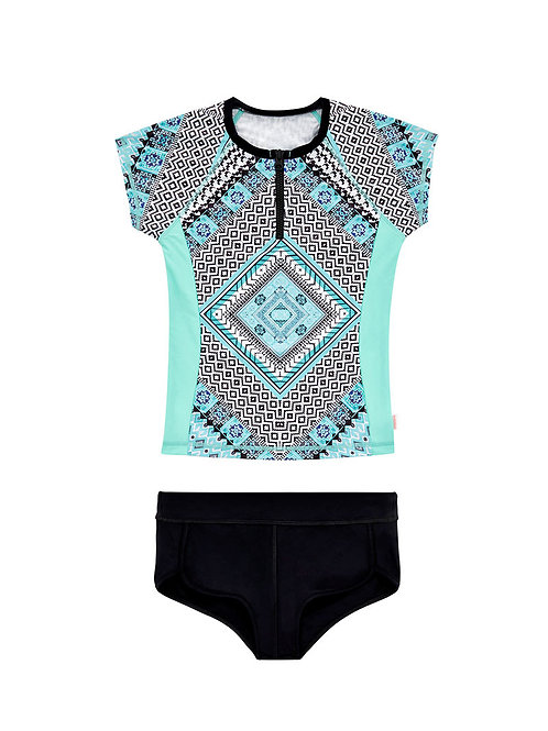 Seafolly Aztec Tapestry Surf Set