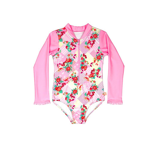 SALTY INK MISS POLLY SUNSUIT