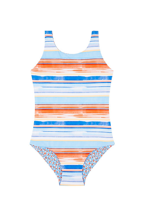 SEAFOLLY JUNGLE BOOK REVERSIBLE ONE PIECE