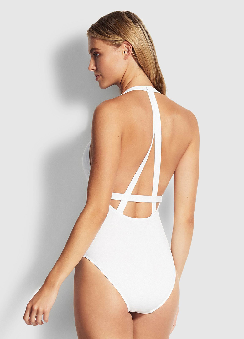 SEAFOLLY ACTIVE MAILLOT