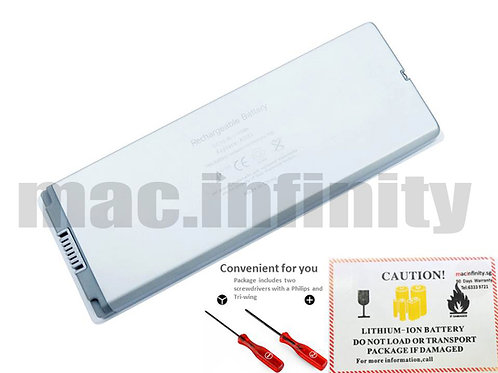 White MacBook battery - A1181 A1185 MA566 MA561