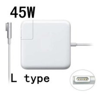45W L Type Power Adapter Charger For Macbook MagSafe Air 11''13''