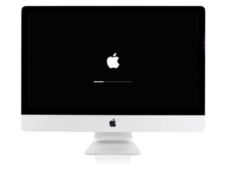 iMac Stuck On Apple Logo Repair