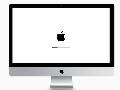 How to fix iMac Stuck on Apple Logo