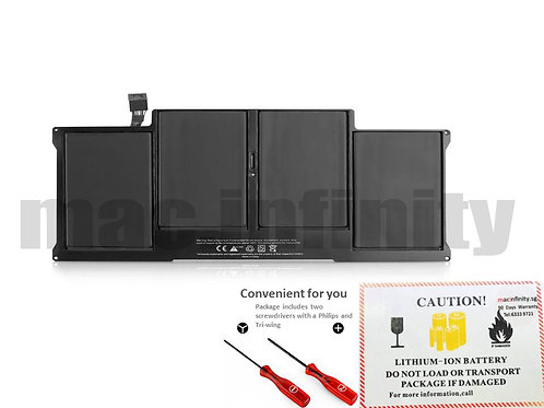 "MacBook Air 13"" A1405 Battery for A1466 (Mid 2011-Mid 2012)"