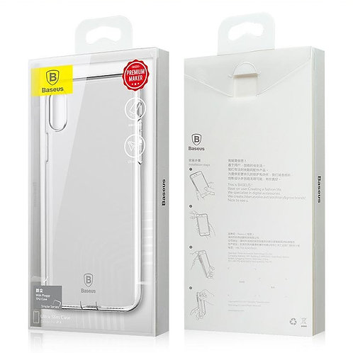Baseus Ultra Thin TPU Case For iPhone X Dirt-resistant Case