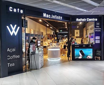 Mac-Infinity-Funan mall #03-24