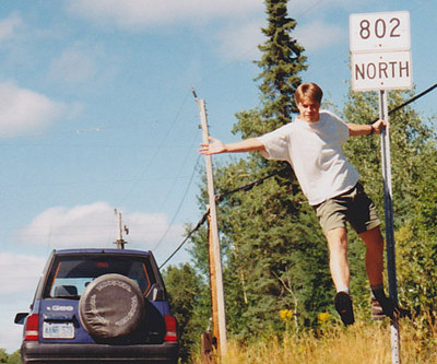 Northern Ontario road trip August '97