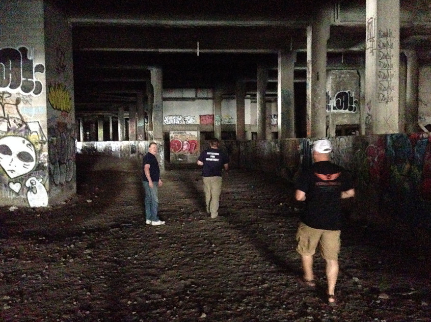 2014, Rochester, NY: This Convention was the best. Interesting city, terrific food, spent time with great people, and found some key stuff for my collection. While the Convention itself was outstanding, I'll always remember the evening a local cop suggested that my buddies and I go explore the abandoned subway, which was actually open to the public.