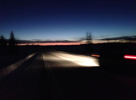 Minus 26 on highway 60