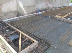 Reinforced Raft Foundation