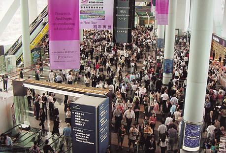 香港Jewelley&Gem Fair 出展