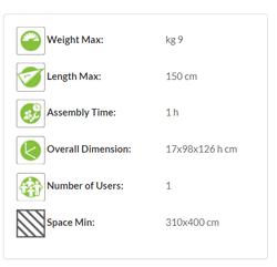Tic Tac Toe Panel tech specs
