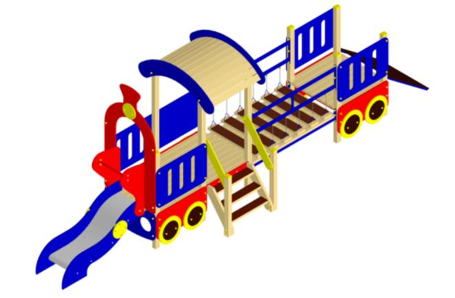 IK409 Train