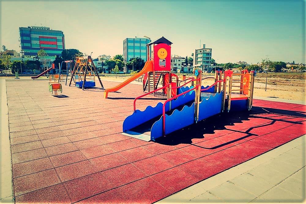 Play Center Village Installed