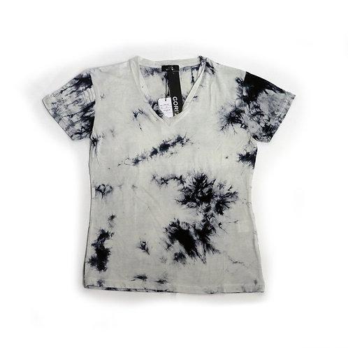 ムラ染め Tシャツ