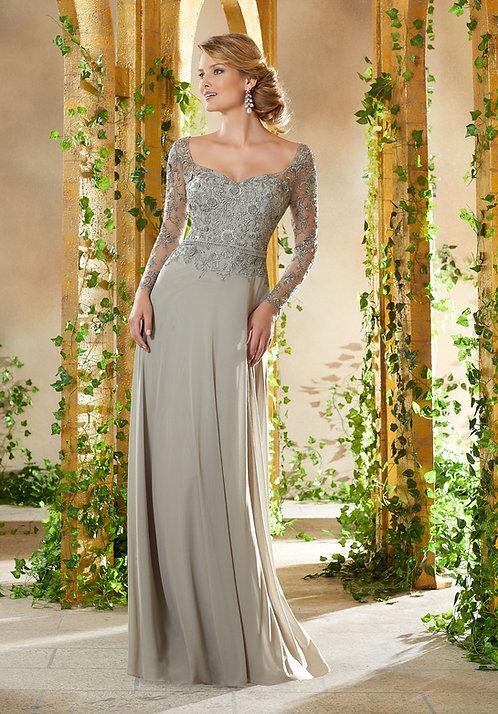 Abendkleid MGNY Kollektion