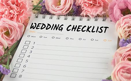 Hochzeitscheckliste – So planen Sie Ihre Hochzeit in 9 Monaten