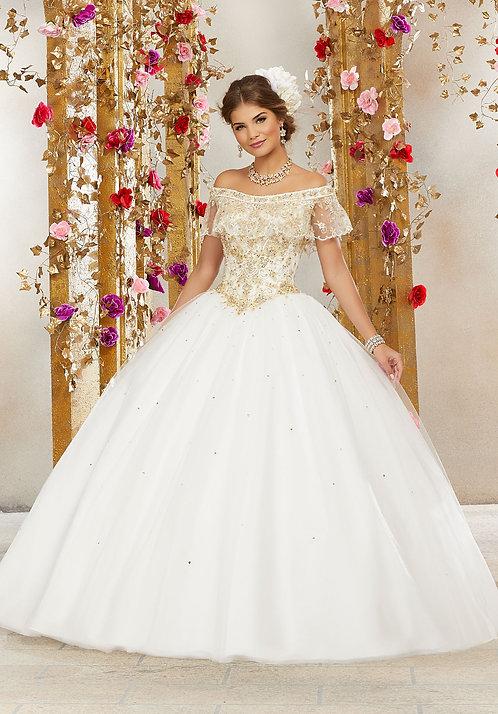 Spanische Brautkleider Ballkleider schulterfrei Sissi weiße