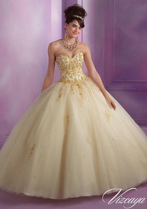 Hochzeitskleider farbige Ballkleider Brautkleider champagne
