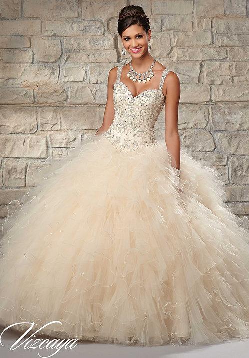 Hochzeitskleider Brautkleider Sissi Cinderella Tüll Glitzer blush