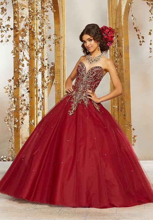 spanische Brautkleider tüll prinzessin sissi ballkleider rote