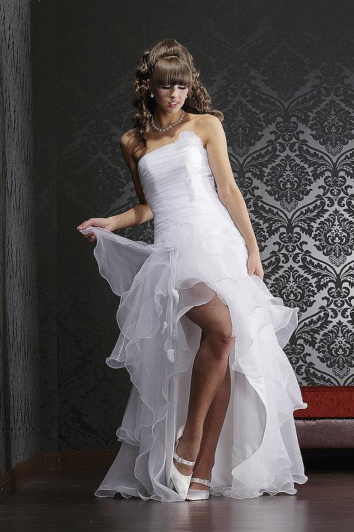 Brautkleid von Consuello, Vokuhila 316714518971