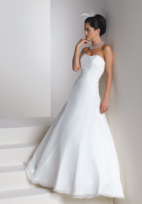 Brautkleid von Consuello, A-Linie