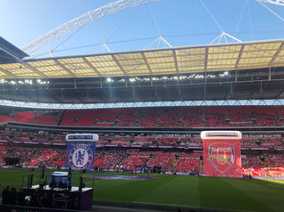 Day out to the FA cup final
