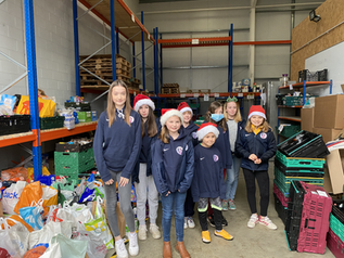 ESG Supports Loveworks Food Bank This Christmas