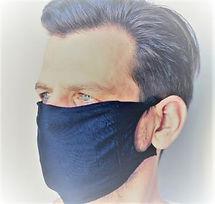 Masque Ion Argent