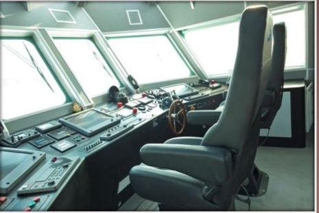 equipment security vessel