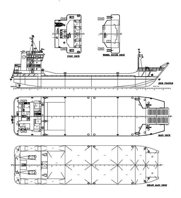 GA landing craft for sale