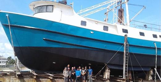 27m longline fishing vessel for sale
