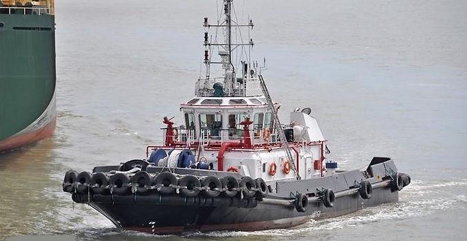45tbp harbour tug for sale
