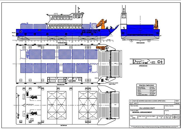 wheelhouse landing craft for sale